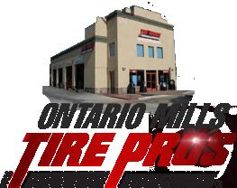 Ontario Mills Tire Pros
